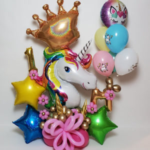 Bouquet Unicornio