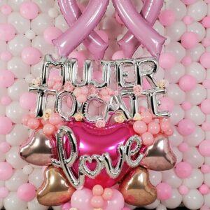 Bouquet cáncer de mama