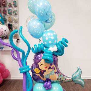Mermaid bouquet