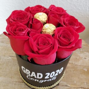 Grad rose box