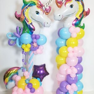 Unicorn column set