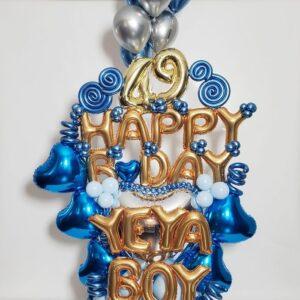 Yeya boy birthday